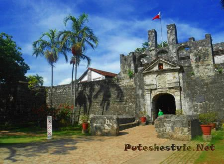 Форт Сан-Педро