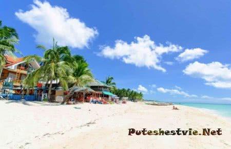 Пляжи острова Себу