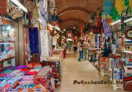 Шоппинг в Измире