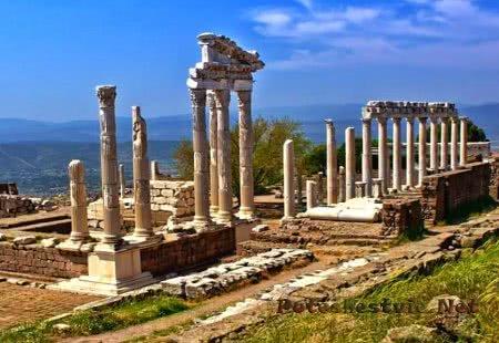 Город Пергам