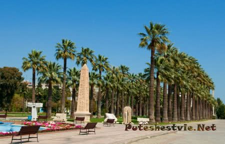 Парк культуры и отдыха Измира