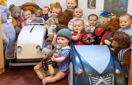 Музей игрушек и кукол
