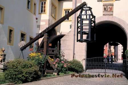 Музей Криминалистики Средневековья