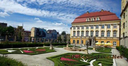 Королевский дворец Вроцлава