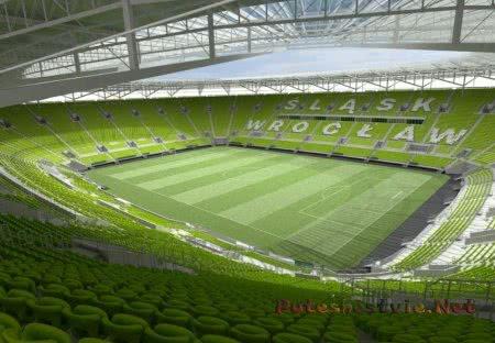 Стадион города Вроцлава