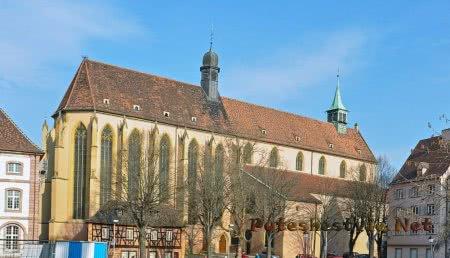 Церковь Святого Матфея