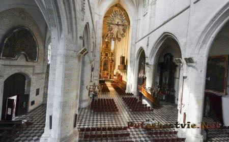 Костел Святой Екатерины и Святой Маргариты