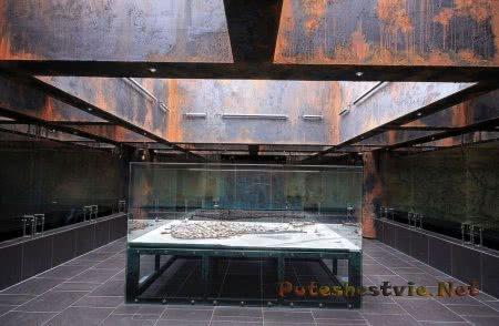 Краеведческий музей в катакомбах Кракова