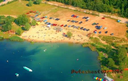 Пляж «Kryspinow»