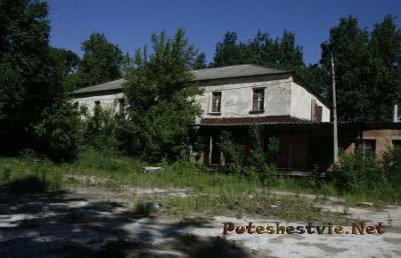 Усадьба Бахтимерево-Милославское
