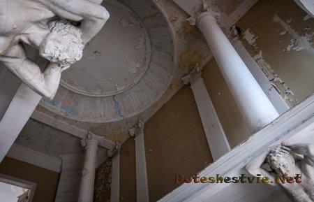Усадьба Покровское-Стершнево