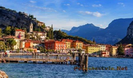 Курорты озера Гарда в Италии