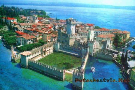 Крепость Скалигеров (Rocca di Sirmione)