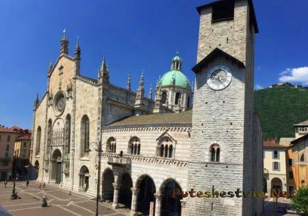 Кафедральный собор «Duomo di Como»