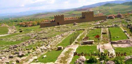 Экскурсия в древний город Хаттуса