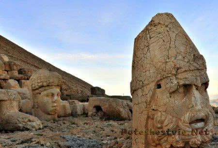Экскурсия на гору Немрут-Даг