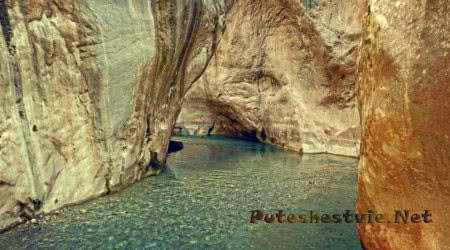 Экскурсия в каньон Гейнюк