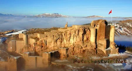 Экскурсия в старинный город Харпут