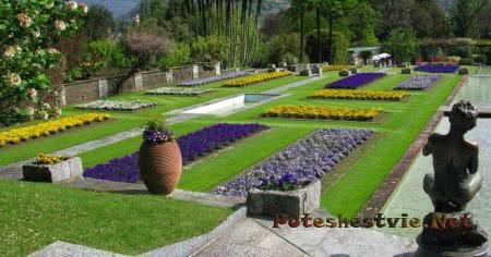 Ботанические сады виллы Таранто