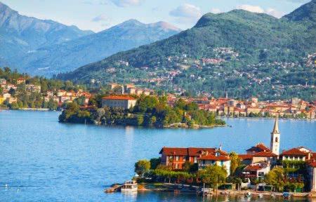 Отдых на озере Лаго Маджоре в Италии