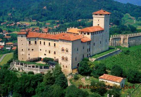 Замок Рокка ди Анджера