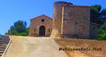 Часовня Санта-Барбара (Ermita de Santa Bàrbara de Blanes)