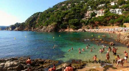 Пляж Сан Франсеск/Кала Бона (Cala Sant Francesc/Cala Bona)