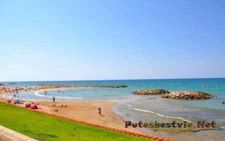 Пляж Барра