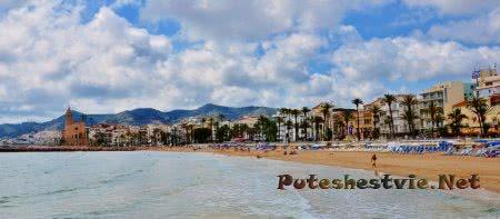 Пляж Рибера