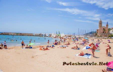 Пляж Фрагата