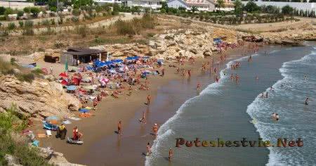Пляж Балминс