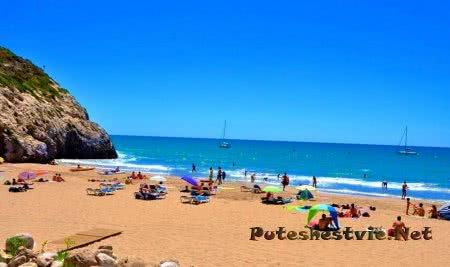 Пляж Кала Мориска