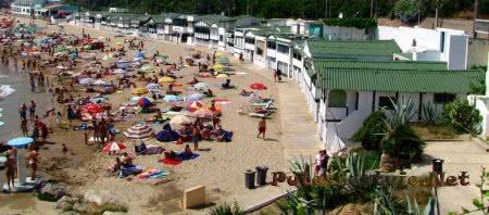 Пляж Гарраф