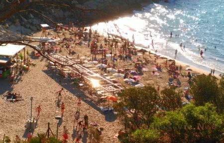 Пляж Кала-Кранкс