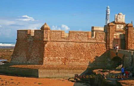 Замок Сан-Себастьян