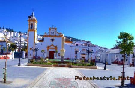 Церковь Святой Кармен