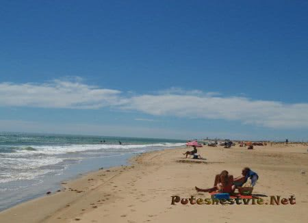 Пляж Кортадура