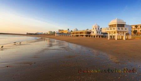 Пляж Ла-Калета
