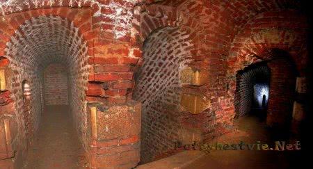 Подземелья Старой Праги