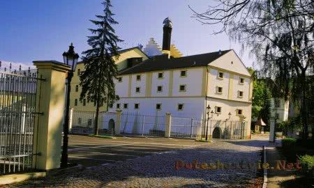 экскурсия на Пивоварню Крушовице