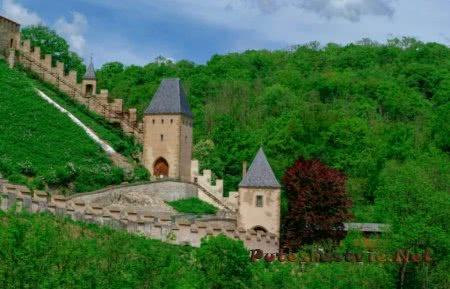 Экскурсии в замки пражского пригорода