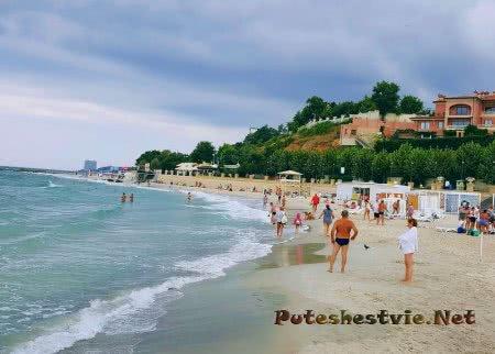 Пляж «Золотой берег»