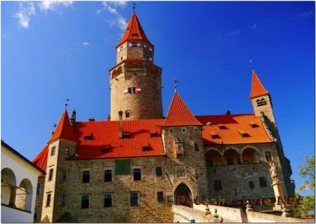 Оломоуцкий замок