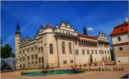 Замок Литомышль
