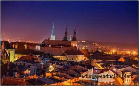 Город Оломуц