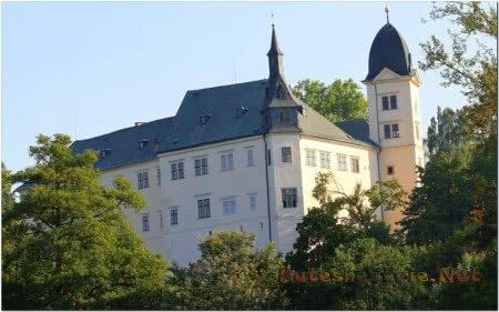 Замок Грубый Рогозец