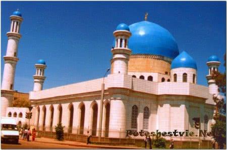 Центральная мечеть Алма-Аты