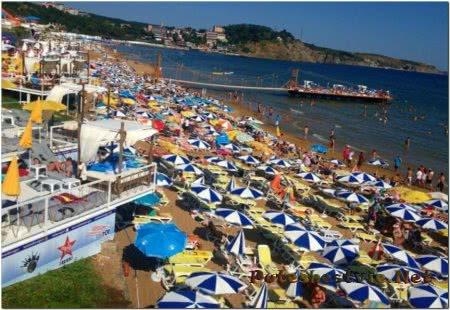 Городской пляж Кильоса