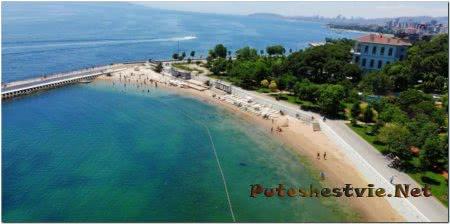 Пляж Джаддебостан