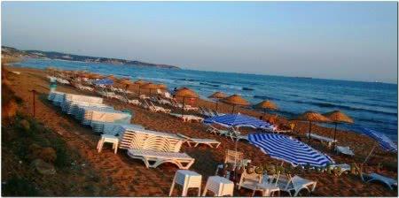 Пляж Байкуш